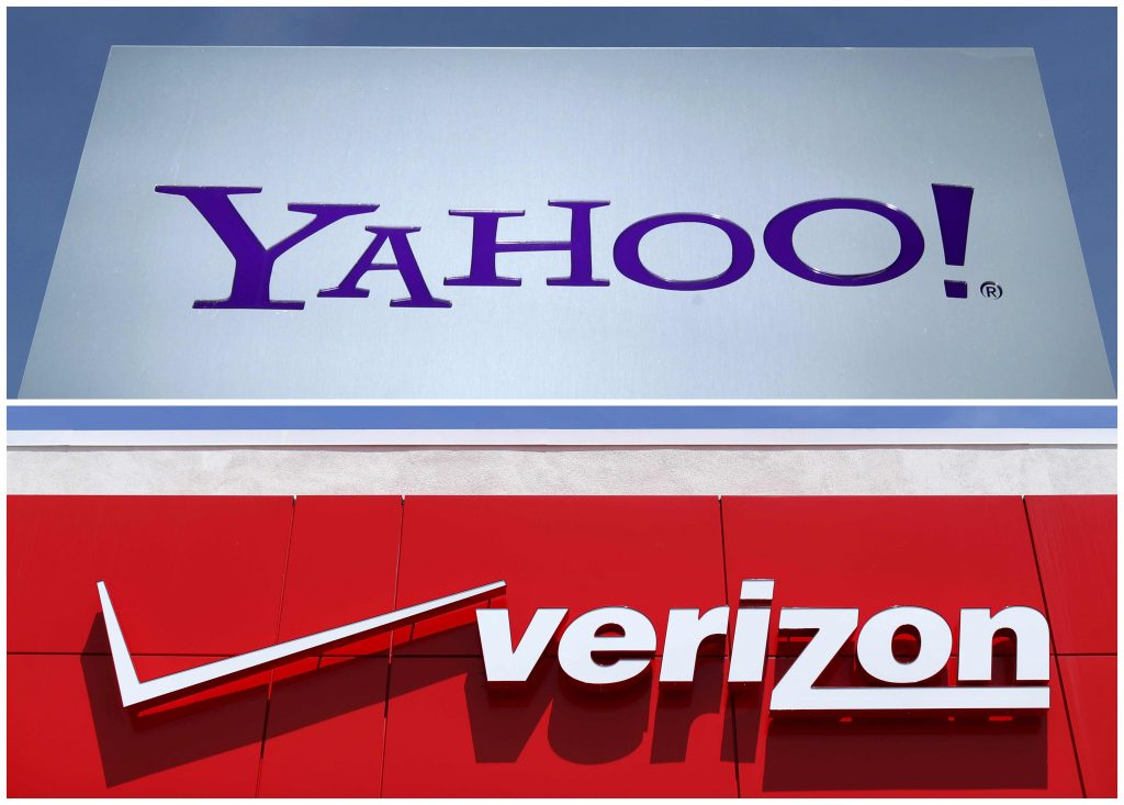 Verizon, Takes Over, Yahoo, Complete, $4.5B Deal