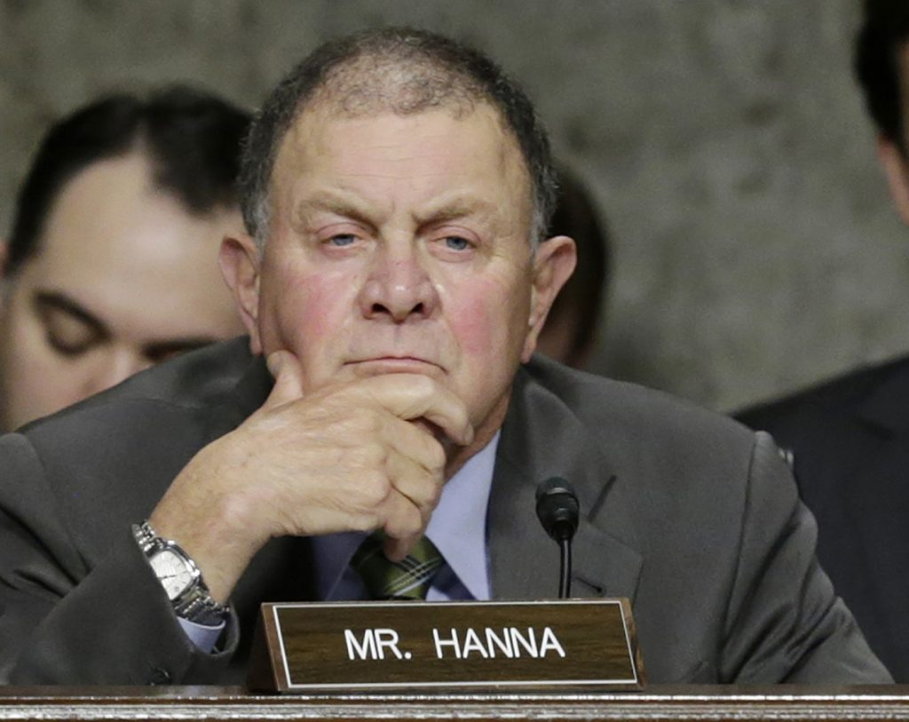 Rep. Richard Hanna. (Gary Cameron/Reuters/File Photo)