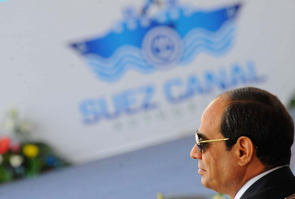 Egyptian President Abdel Fattah al-Sisi (Reuters/Courtesy of the Egyptian Presidency)