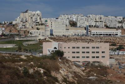 Kiryat Sefer. Photo by Yaakov Naumi/Flash90.