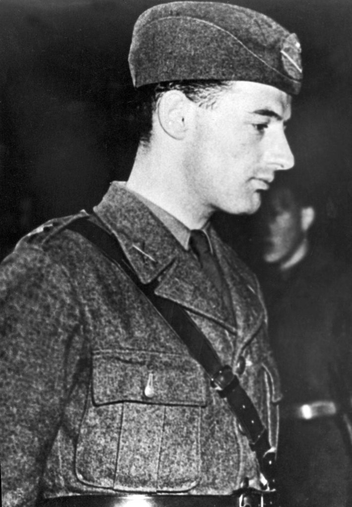 Raoul Wallenberg (STAFF/AFP/Getty Images)