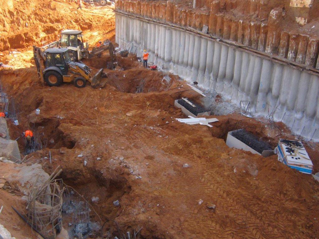 Construction underway (JDN)