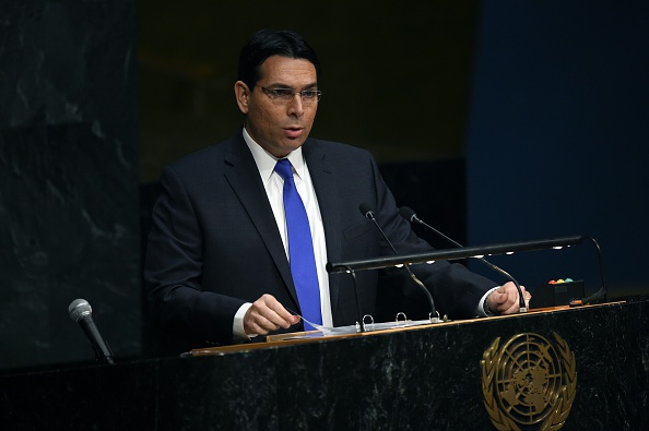 Danny Danon, Israel's ambassador to the United Nations (Jewel Samad/AFP/Getty Images)