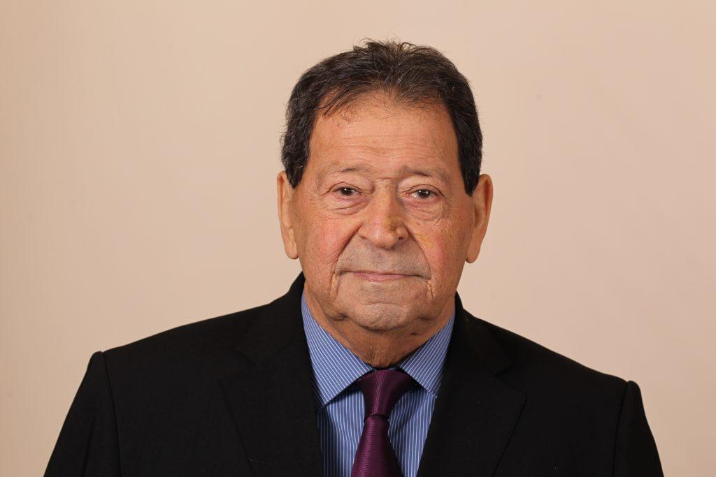 Knesset member Fouad Ben Eliezer from the labor party February 3 2013. Photo by Flash90 *** Local Caption *** ôåàã áï àìéòæø çáø ëðñú ôåìéèé÷àé