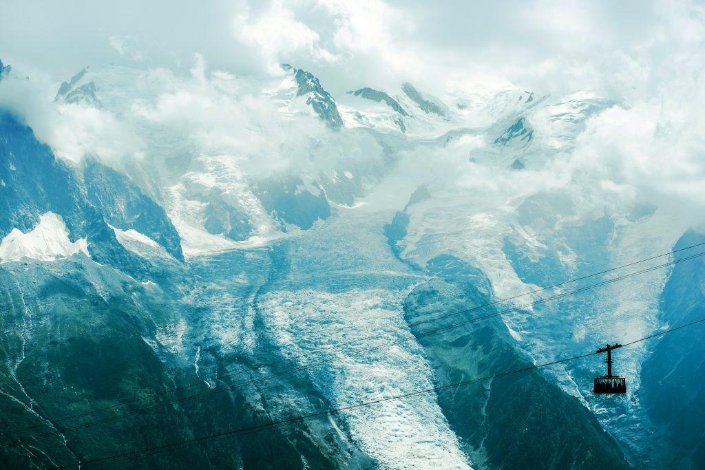 Mont Blanc Alps