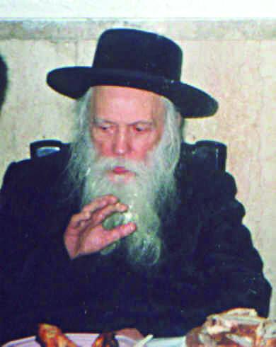 Harav Avraham Dovid Horowitz