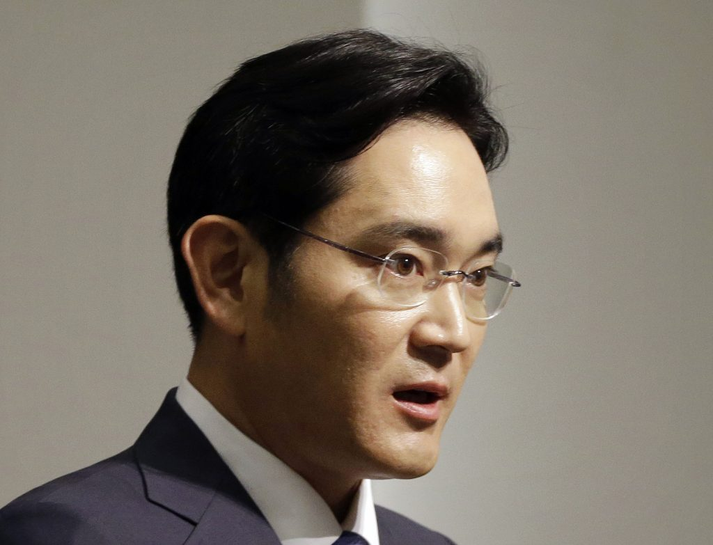 Lee Jae-yong(AP Photo/Ahn Young-joon, File)