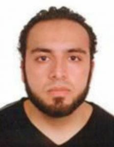 This undated photo provided by the FBI shows Ahmad Khan Rahami. The New York Police Department said it is looking for Rahami for questioning in the New York City explosion that happened Saturday, Sept. 17, 2016. (FBI via AP)
