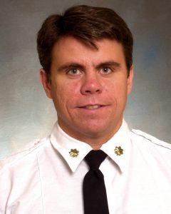 New York City firefighter Michael Fahy. (FDNY via AP)