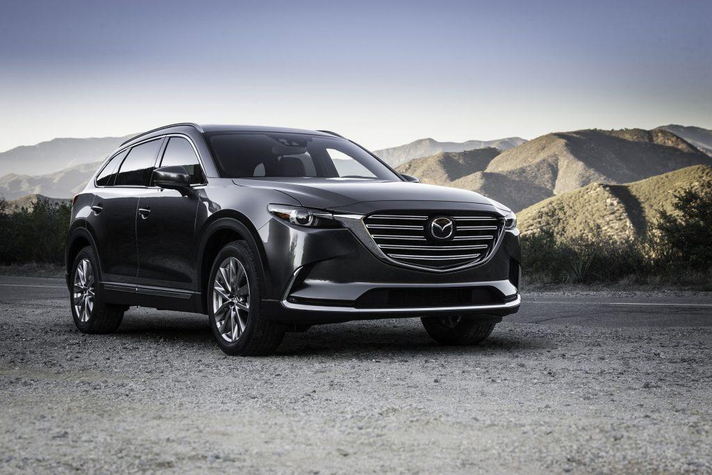 The 2016 Mazda CX-9. (Mike Ditz/Mazda/TNS)