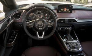 (Mike Ditz/Mazda/TNS)