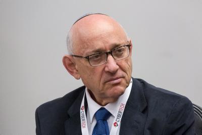 Yaakov Nagel. Photo by Miriam Alster/FLASH90