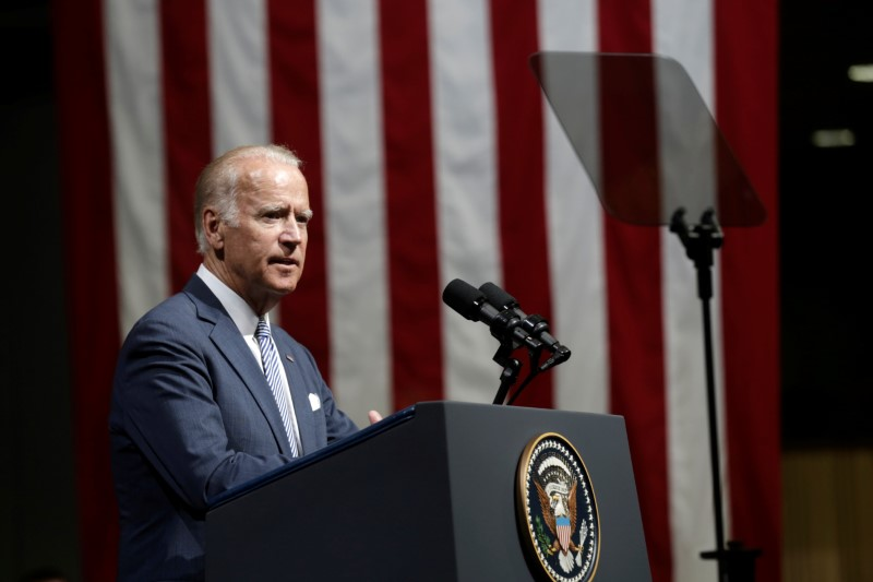 U.S. Vice President Joe Biden (Reuters/Ints Kalnins)