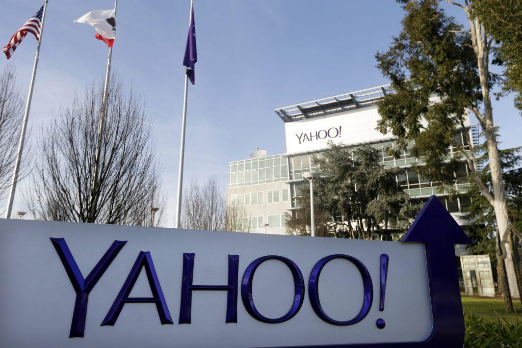 Yahoo headquarters in Sunnyvale, Calif. (AP Photo/Marcio Jose Sanchez, File)