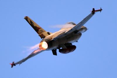 F-16. Photo by Ofer Zidon/Flash90