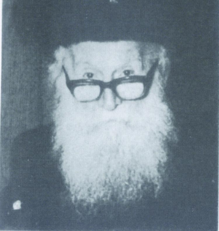 "Harav Avraham Abish Kanner, zt""l, the Tchechover Rebbe of Haifa"