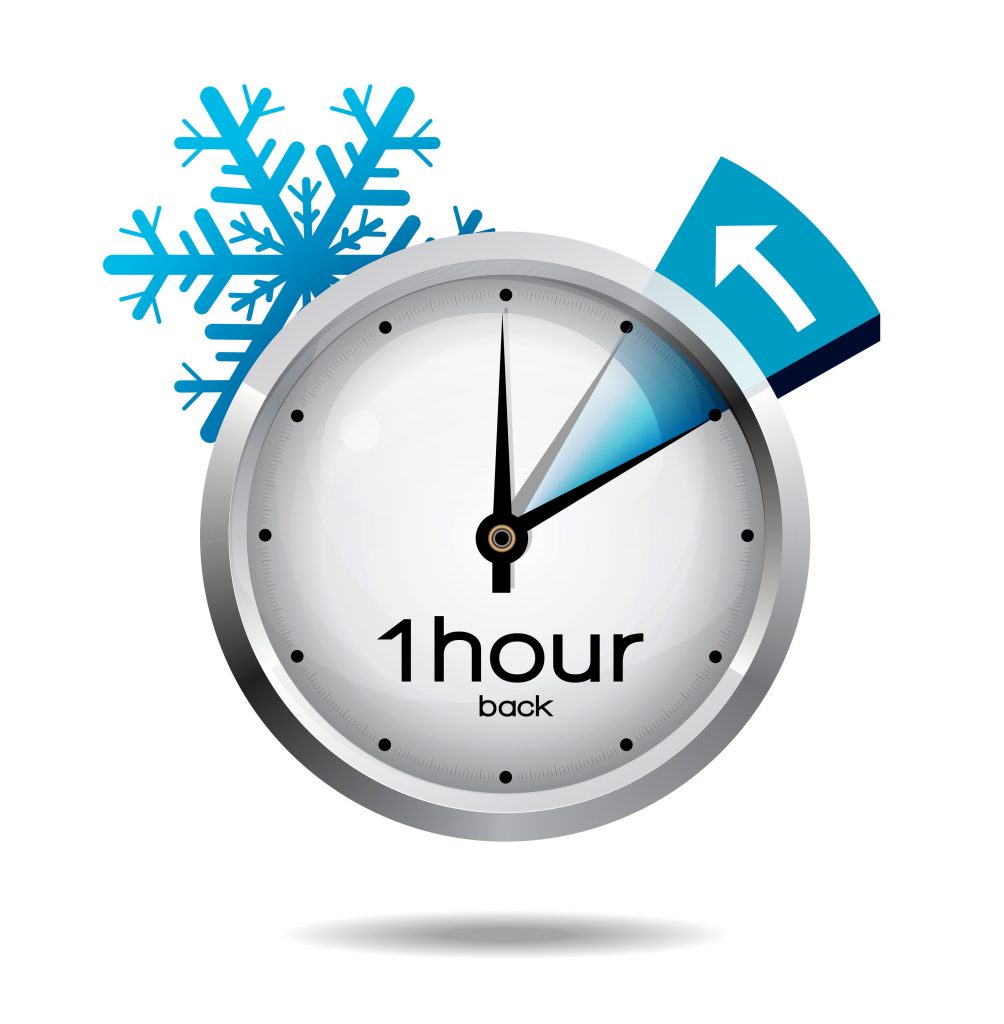 39226433 - clock switch to winter time