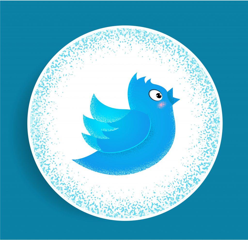 Flying twitter