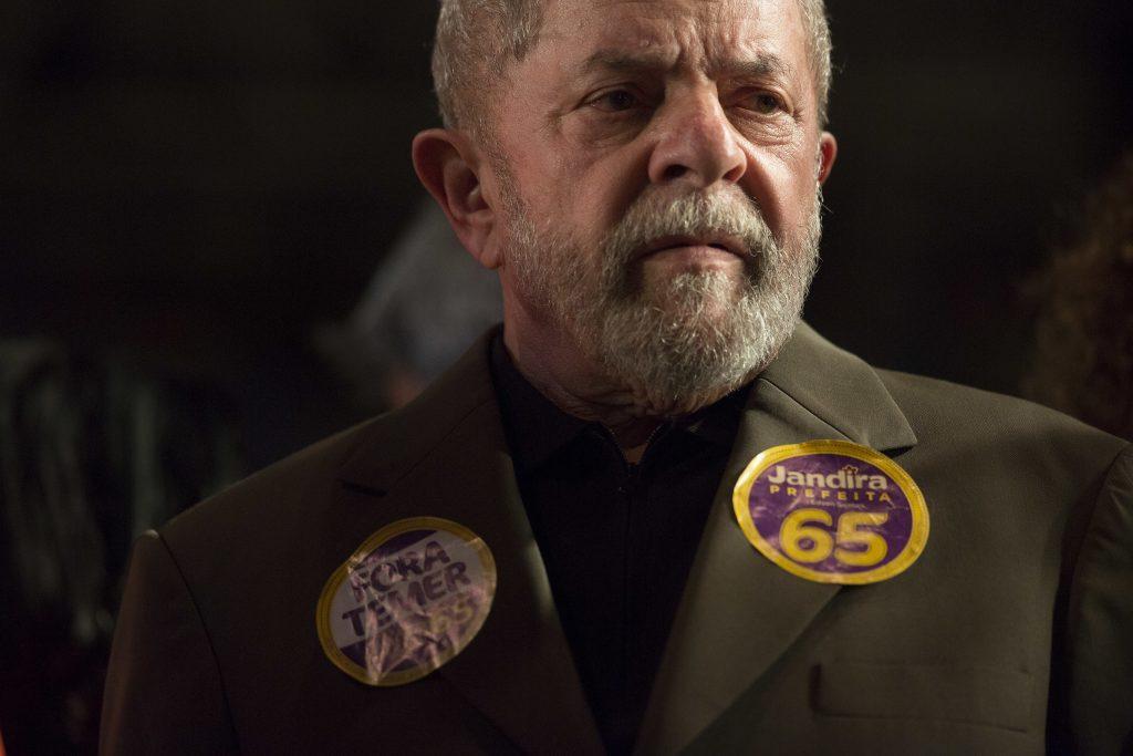 Former Brazilian President Luiz Inacio Lula da Silva (AP Photo/Leo Correa, File)