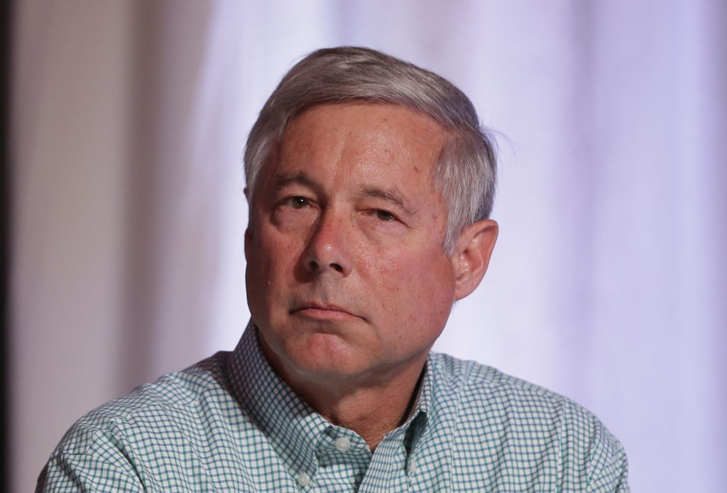 Rep. Fred Upton, R-Mich. (AP Photo/Carlos Osorio, File)