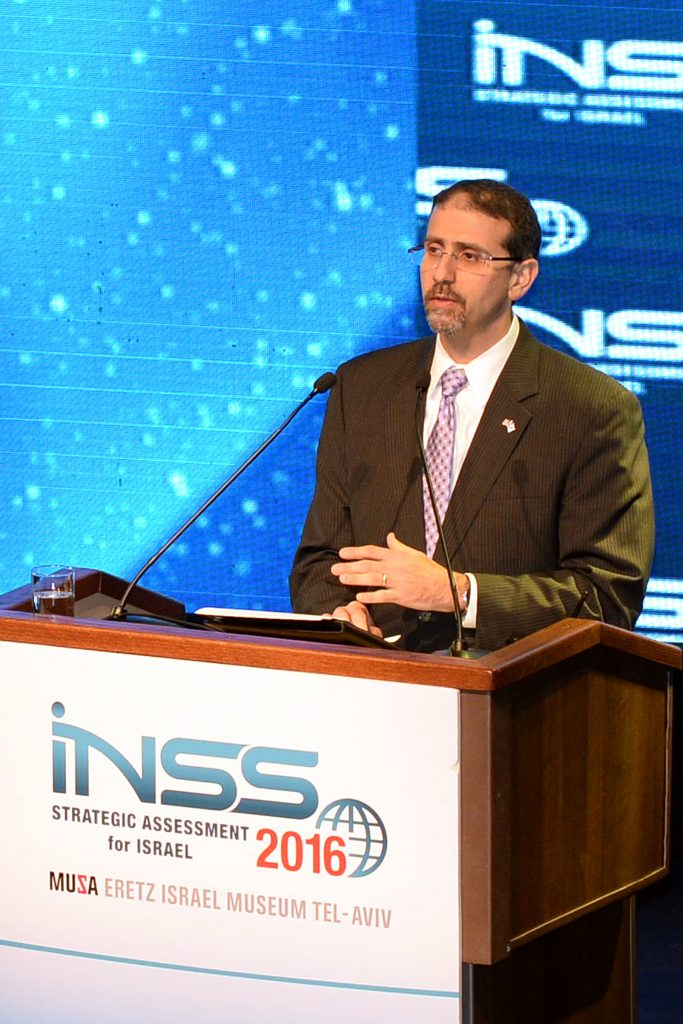 U.S. Ambassador Dan Shapiro (Matty Stern/U.S. Embassy Tel Aviv)