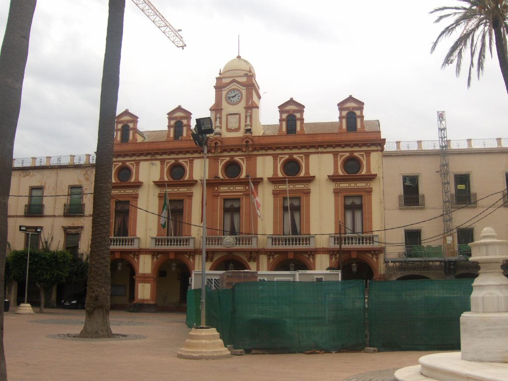 Almería's City Hall.