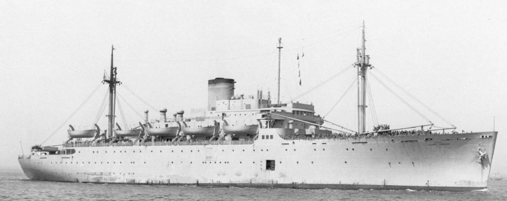 USNS Henry Gibbins. (NavSource)