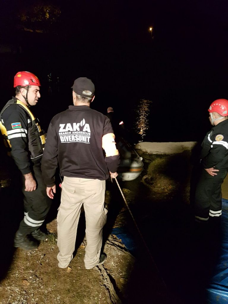 For the first time, ZAKA volunteers have been invited to participate in a rescue drill sponsored by the international defense organization. The drill took place in Montenegro, a southern European country that in recent years was devastated by flooding, damage from which is still extant in the country.