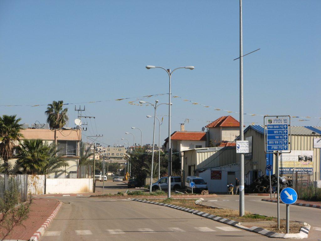 South entrance of Jaljuliya