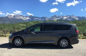 The 2017 Chrysler Pacifica revitalizes the minivan and restores it as the best family vehicle on the market. (Robert Duffer/Chicago Tribune/TNS)