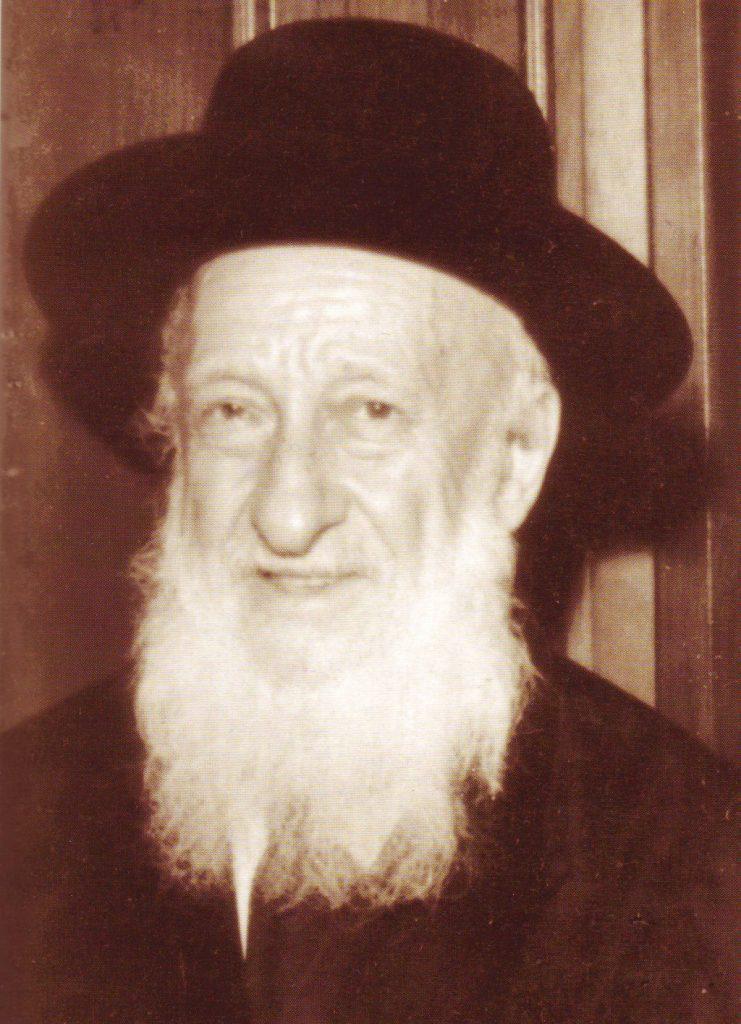 """Harav Yaakov Yisrael Twersky of Chernobyl, zt""""l"""
