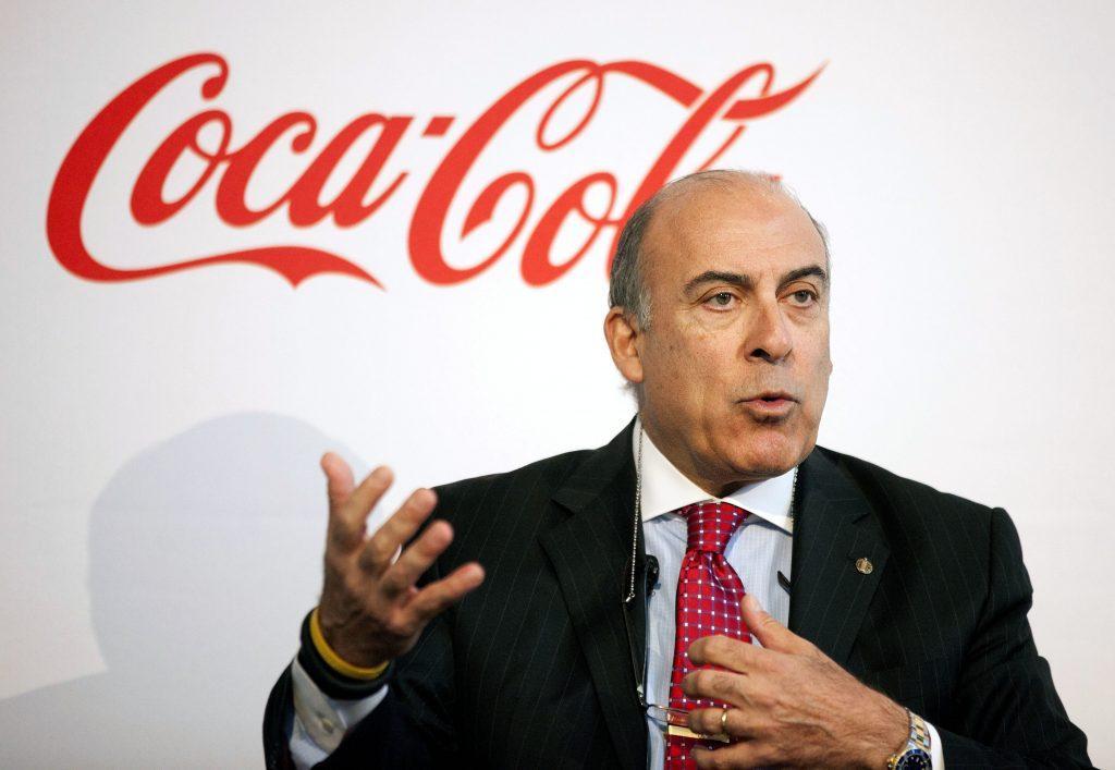 Coca-Cola CEO Muhtar Kent (AP Photo/David Goldman, File)
