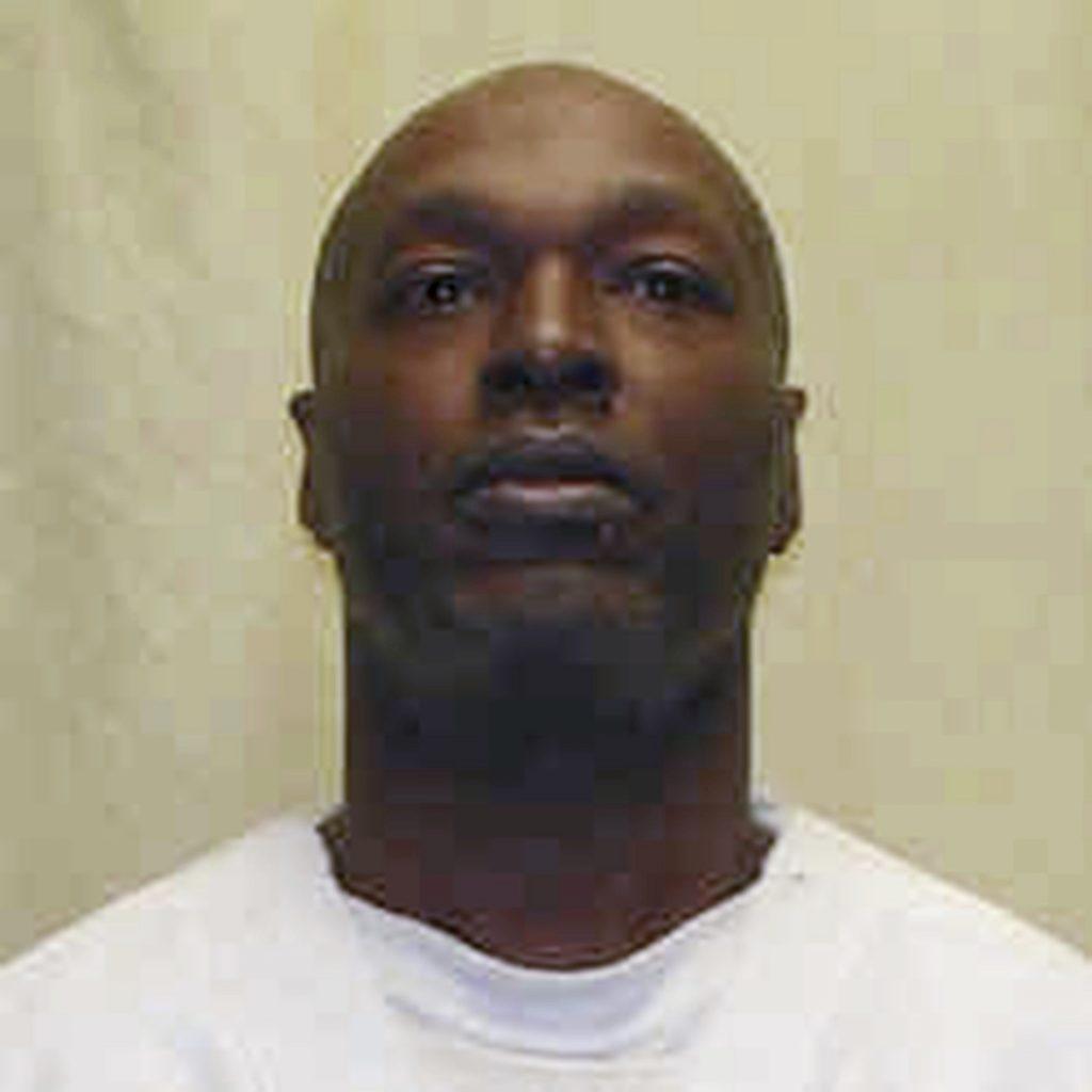 Death-row inmate Romell Broom. (Ohio Department of Rehabilitation and Correction via AP, File)