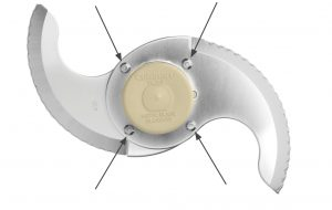 A Cuisinart riveted blade. (CPSC)
