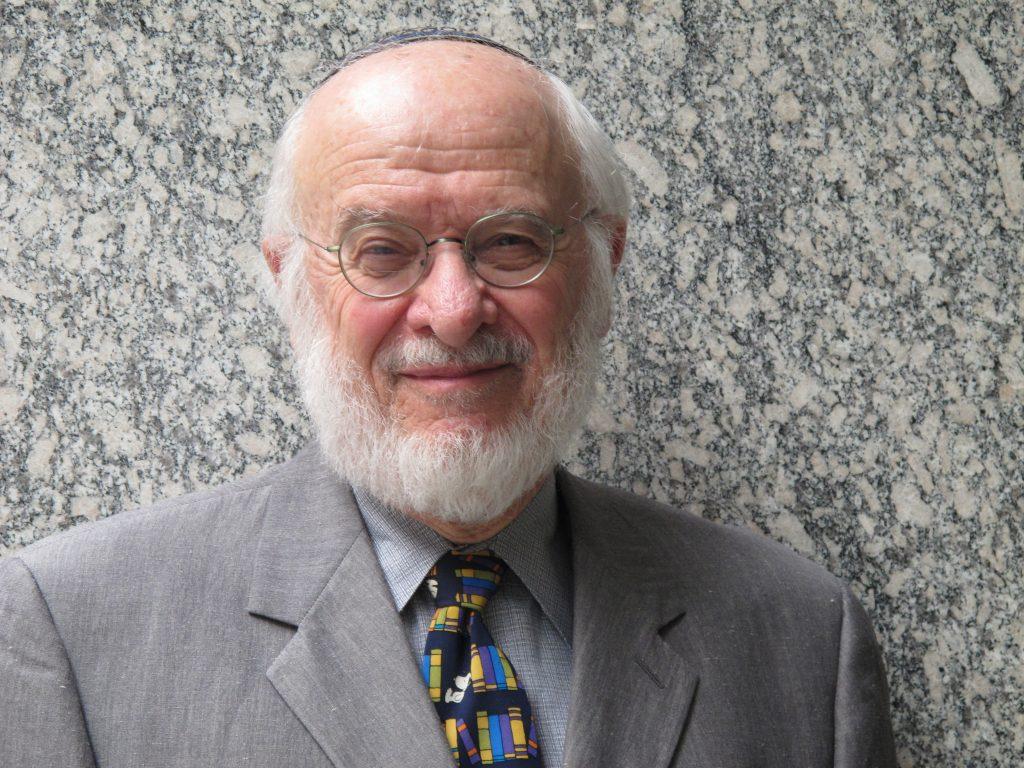 Attorney Nathan Lewin (Rikki Lewin)