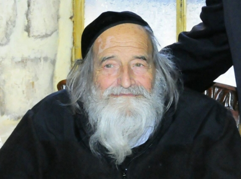 "Harav Goldstein, zt""l."