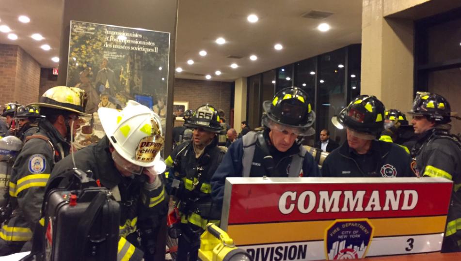 Dozens Injured In Manhattan High Rise Fire Hamodia Com