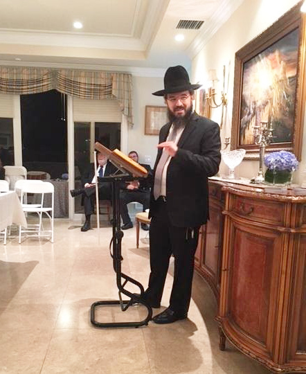 Rabbi Moshe Matz, Director, Agudath Israel of Florida