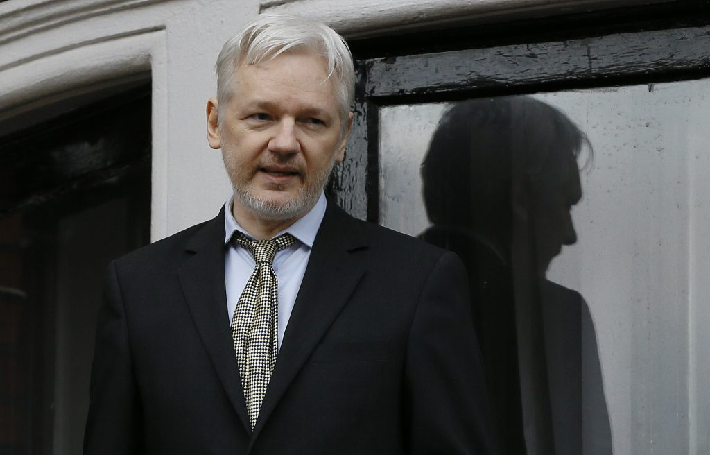 Justice Department, WikiLeaks