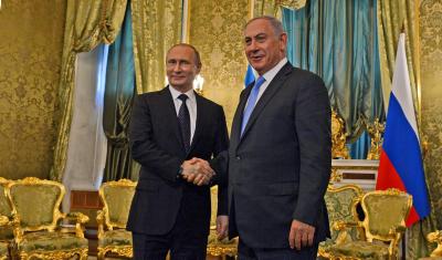 Purin Netanyahu Russia Israel Syria