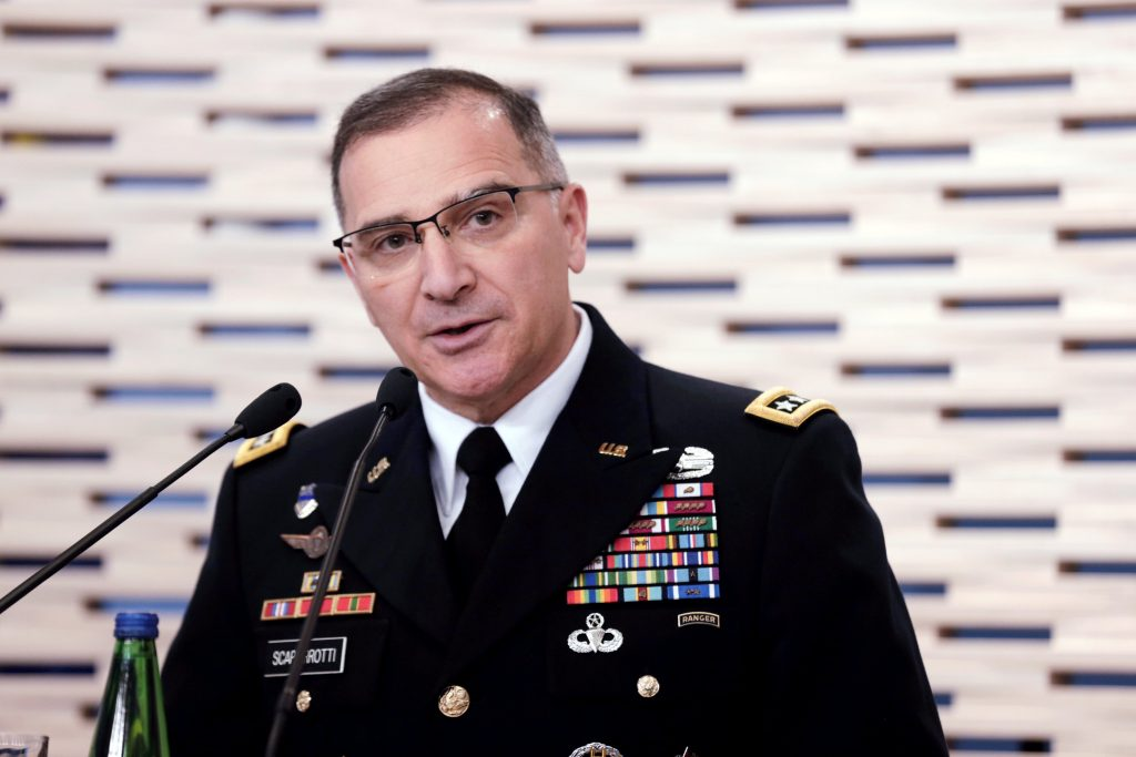 U.S. general, Europe, Russian, Afghan, Taliban