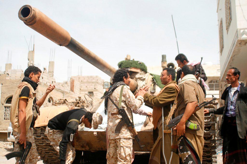 Defense Secretary, Jim Mattis, White House, Persian Gulf, civil war, Houthi rebels, Yemen