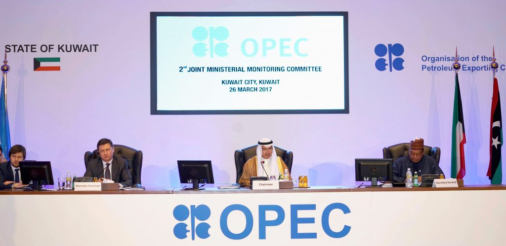 OPEC, non-cartel, extension, oil production