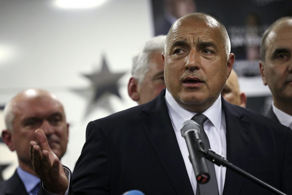Bulgaria, GERB, election, Boiko Borisov, prime minister