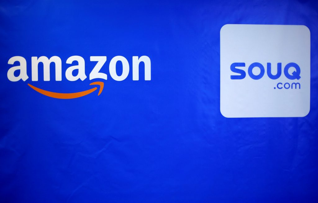 Amazon, Dubai, online retailer, Souq, Souq.com, e-commerce, Middle East