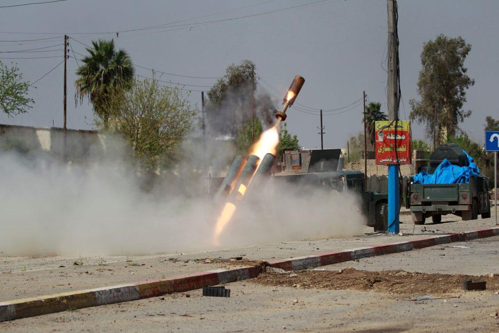 Iraqi, special forces, police, Islamic State, terrorists, al-Nuri mosque, Mosul, Baghdad, suicide truck bomb