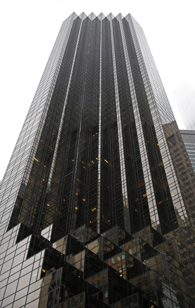 Trump Tower, Airbnb