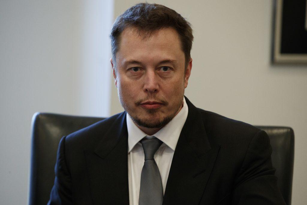 Elon Musk, Tesla, Model 3, electric, sedan