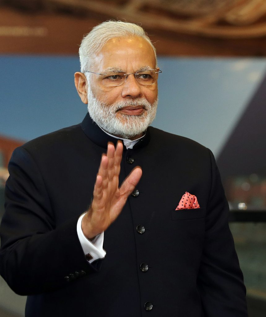 Indian prime minister visit to israel roils no waters - Prime minister of india office address ...
