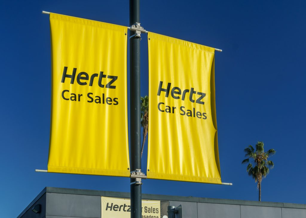 used cars, Hertz, Hertz Global Holdings, Carl Icahn